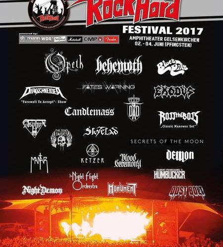 Hard Rock festival fetiche