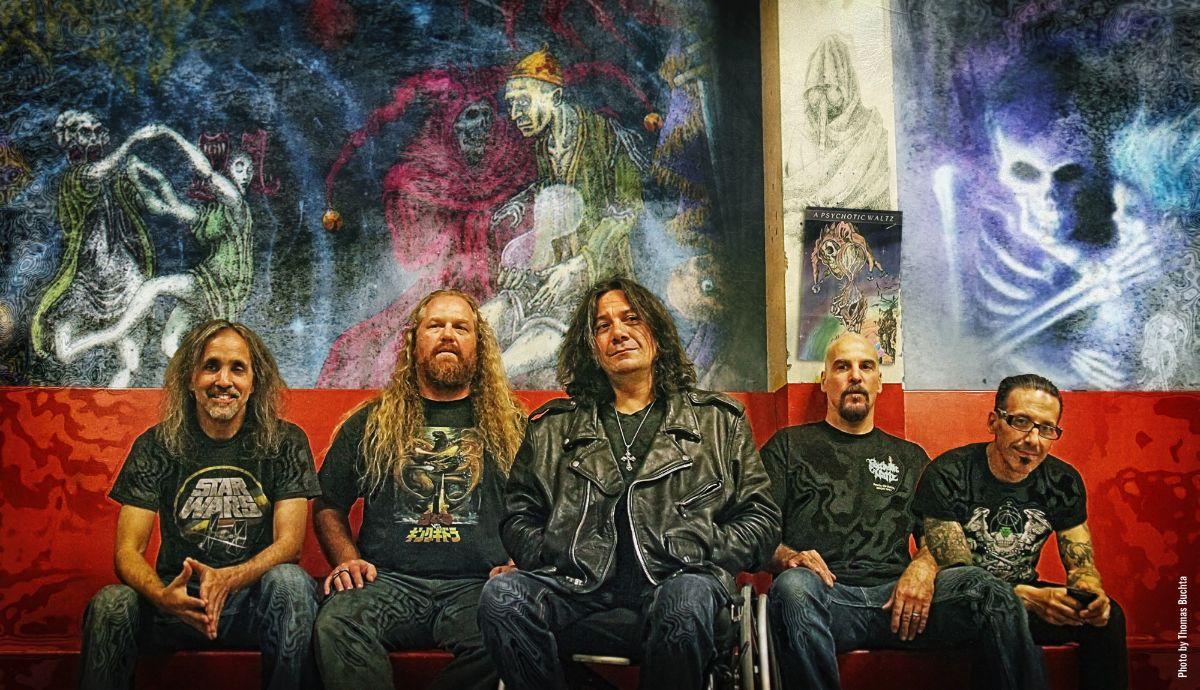 Psychotic Waltz objavili novo skladbo - ROCK HARD